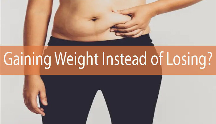 Working Out but Gaining Weight – Unveil the Top 5 Why's