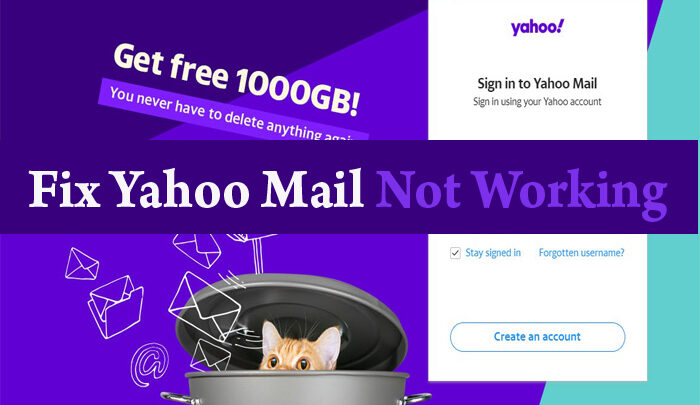 How to Fix Yahoo Mail Not Working on iPhone?